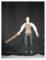 Balthier: Man with a Rifle by famma
