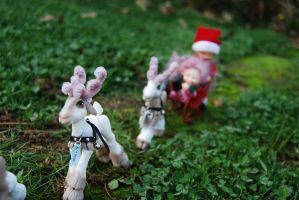 Reindeer Games 2 by DaisyDayes