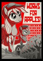 Works For Apples by FidzFox