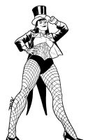 Zatanna, Heroes Con 2012 by quin-ones