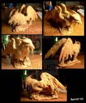 Gryphon by AugustAnna