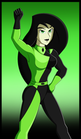 She-GO! by TeenTitansMan