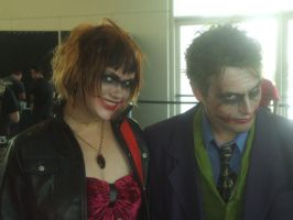 Joker and Harley 2 by mjac1971