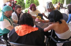 MatsuriCon 09 Bleach Poker by BlueRockAngel