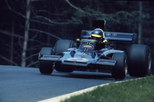 Ronnie Peterson (Germany 1973) by F1-history