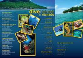 Manado Dive Spots Back by farlydapamanis
