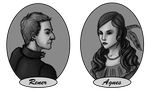 Agnes and Rener by Ruiorven