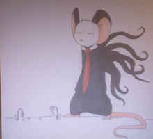 Slender Mouse u3u by Pr0crastinator