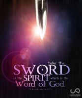 Sword of the Spirit by kevron2001