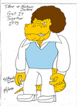 T-Bone as Micheal Jackson Get It Together 1973 by reg92