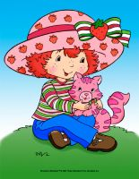 Strawberry Shortcake by Berrymarie