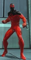 Scarlet Spider (DC Universe Online) by comix-fan