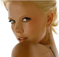 Charlize Theron by Kristricia