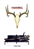 Hannibal Series 2 Poster by thescudders