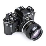 Nikon FA 1983 by NorthBlue