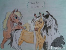 Thanks, guys by Leadmare
