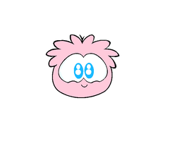 Puffle Pinkie Pie by Puffypaw