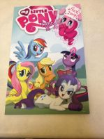 My Little Pony Comic Book Vol.2 by extraphotos