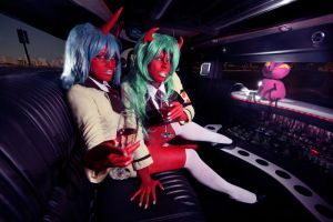 PSWG: The Devil Sisters by K-tetsu