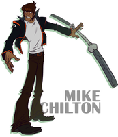 I'm Mike Chilton by Jubilations