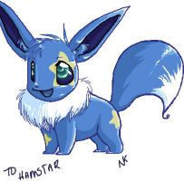 an eevee? by The-NK