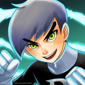 Danny Phantom by AngelsTale
