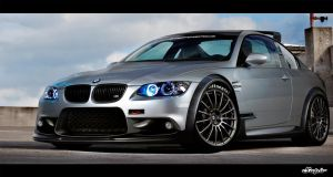 Bmw M3 by Saporita