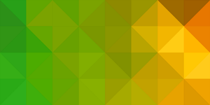 Triangles Background by irocandrew