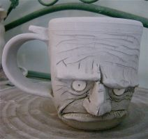 grouchy mug- unfinished by thebigduluth