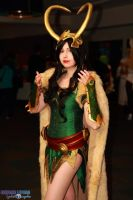 Lady Loki by lady-skye