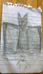 The Vindicator - A 3-minute sketch by malfunit