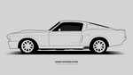 Mustang Eleanor by utsavshah