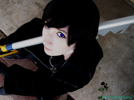 Xion by Melodious-Angel