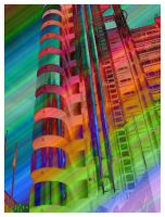 Lloyds Building Technicolor 1 by hamsher