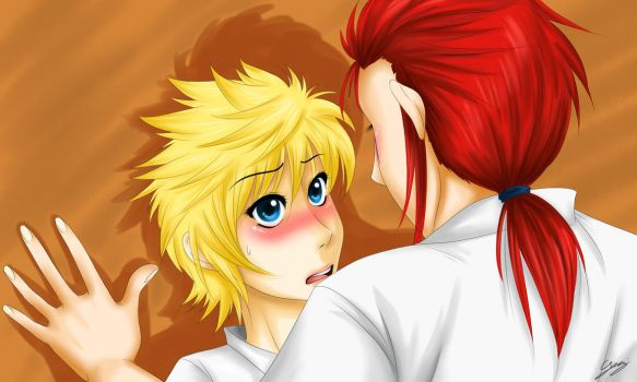 AR - Just one kiss by x-Lilou-chan-x