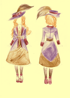 Costume design - ensemble 1 by stalfoss