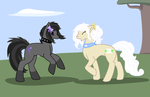 AT: Angelea-Vianne by TheFoxFeatherz