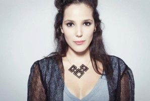 Geometric Necklace by baronyka