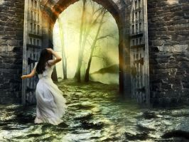 New World at the Gates by AriadneInLove