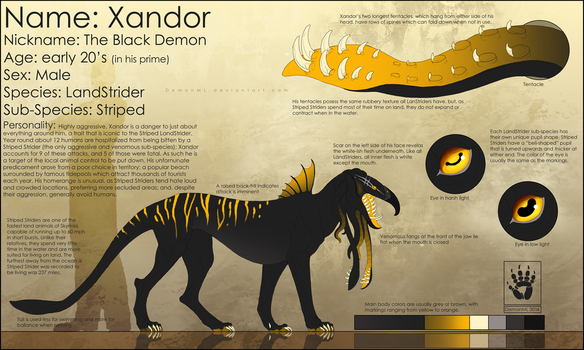 Xandor ref. by DemonML