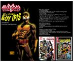 BayanKnights profile: BOY IPIS by BKFacility