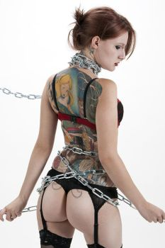chained up by SweetAddiction86