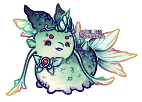 [Custom] Dragon Fish Princess by Glaciaru