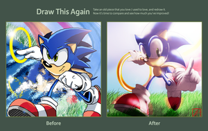 Draw this Again Meme 2012 by InvisibleRainArt