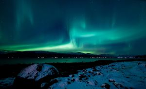 Aurora Borealis 27 November by KennethSolfjeld