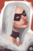 BLACKCAT by juliodelrio