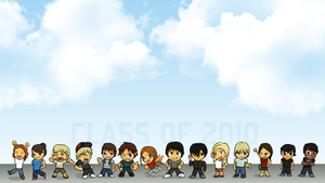 Class of 2010 by Axeraider70