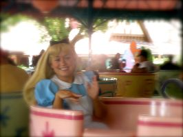 Disney World's Alice by Chourios