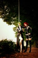 Code Geass - Dangerous Ladies by acophoto