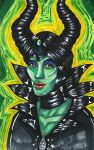 Maleficent by HandxPalm